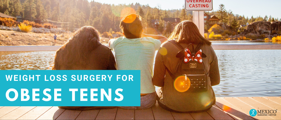 Weight Loss surgery for obese teens