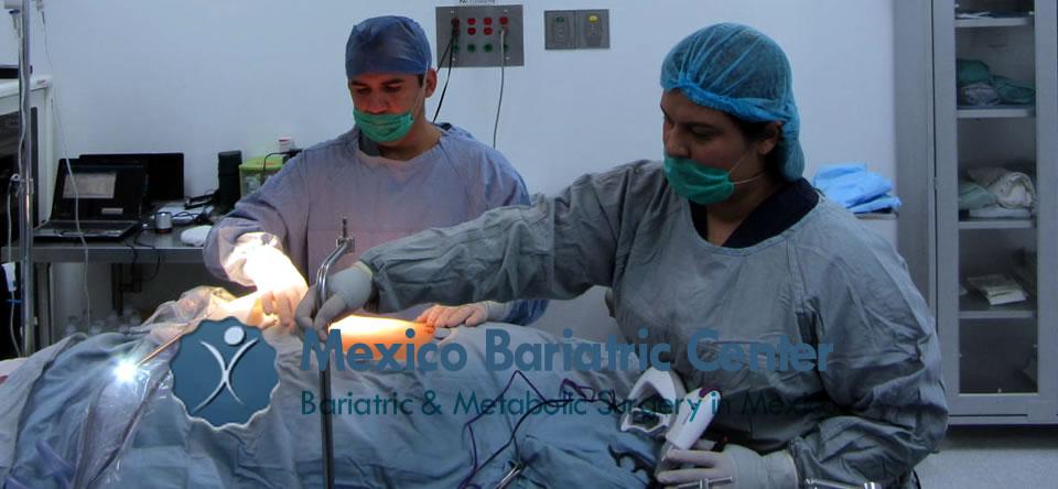 Dr. Cabrera with Dr. Valenzuela