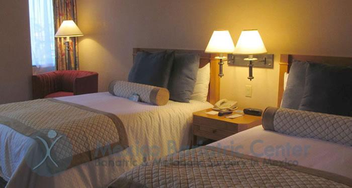 Hotel Double Suite at Grand Hotel Tijuana