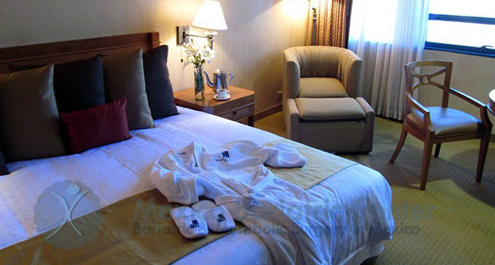 Hotel King Suite at Grand Hotel Tijuana