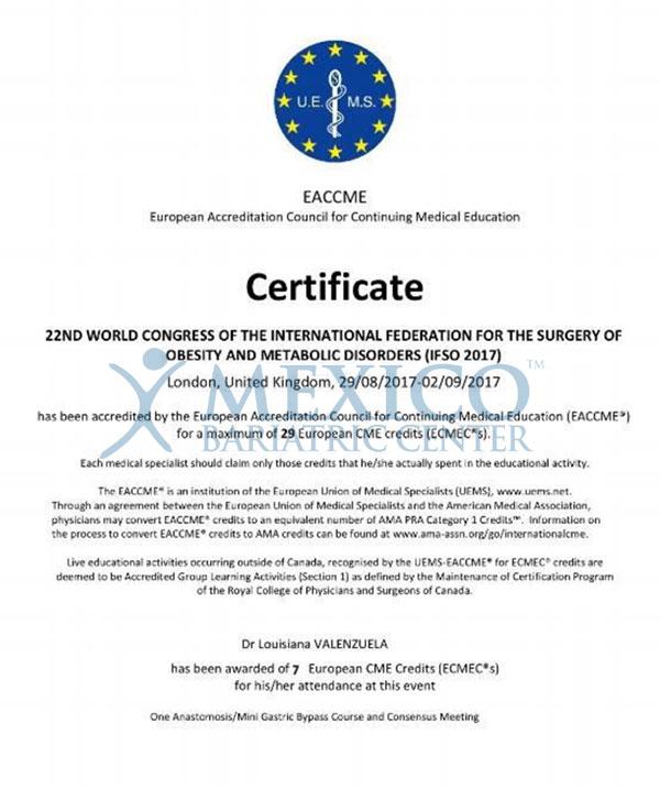 Dr. Louisiana Valenzuela-Certificate-10-17-02