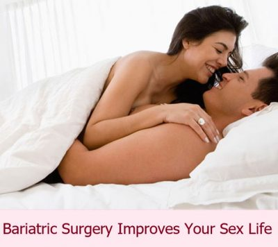 Bariatric Surgery Improves Your Sex Life