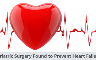 Bariatric Surgery Found to Prevent Heart Failure