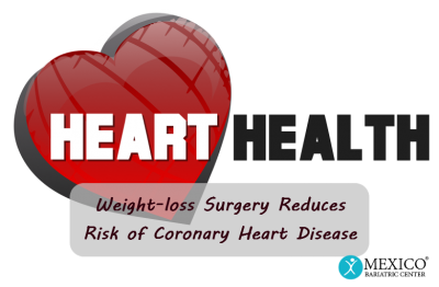 weight loss surgery lowers the risk of heart disease - Mexico Bariatric Center