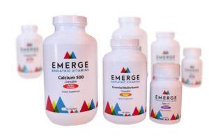 Bariatric Vitamin Supplements