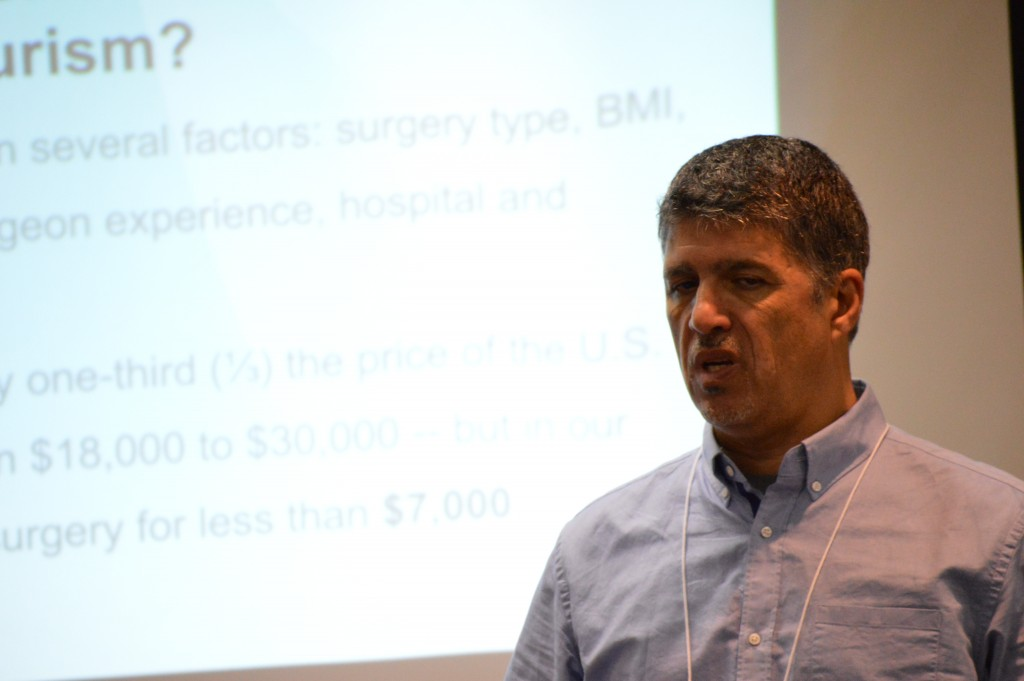 Ron at Obesity Help Conference - Mexico Bariatric Center