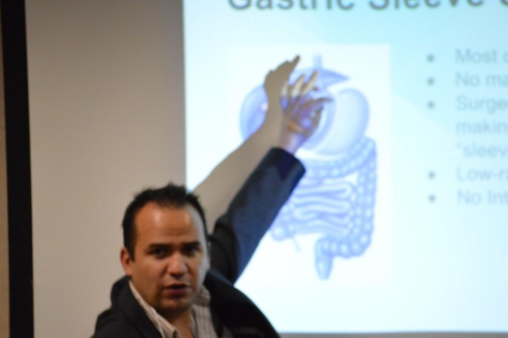 Dr. Ismael Cabrera - Gastric Sleeve