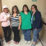 Excited bariatric patients before weight loss surgery in Mexico