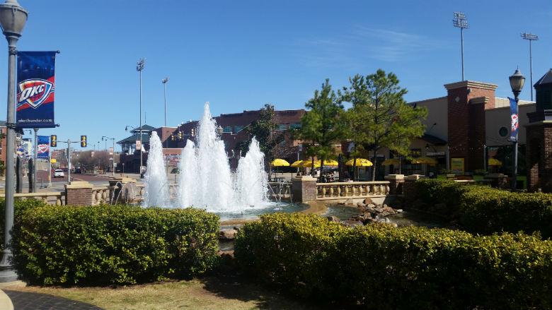 Fountain. Oklahoma City Bariatric Surgery seminar with Mexico Bariatric Center.