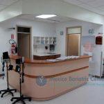 bariatric hospital in Tijuana, front desk