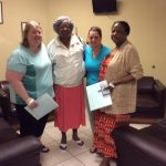 Patient getting ready for weight loss surgery at Mexico Bariatric Center