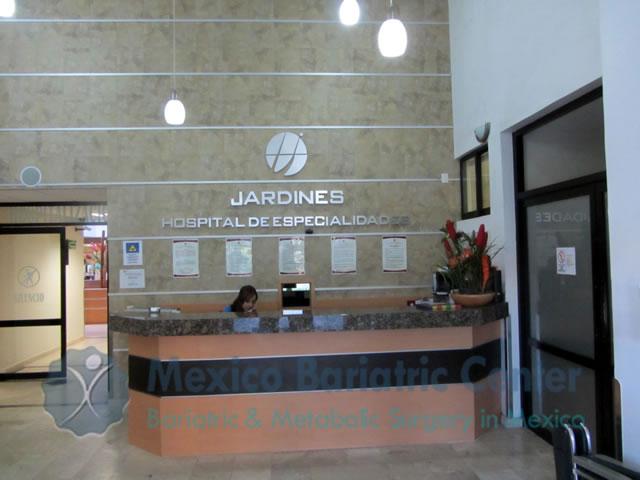 Loss Of Use Coverage >> Jardines Hospital - Guadalajara Bariatric Surgery - MBC