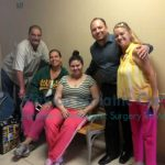 Weight loss surgery patients excited for surgery