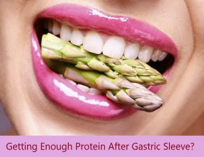 Getting Enough Protein After Gastric Sleeve - Mexico Bariatric Center