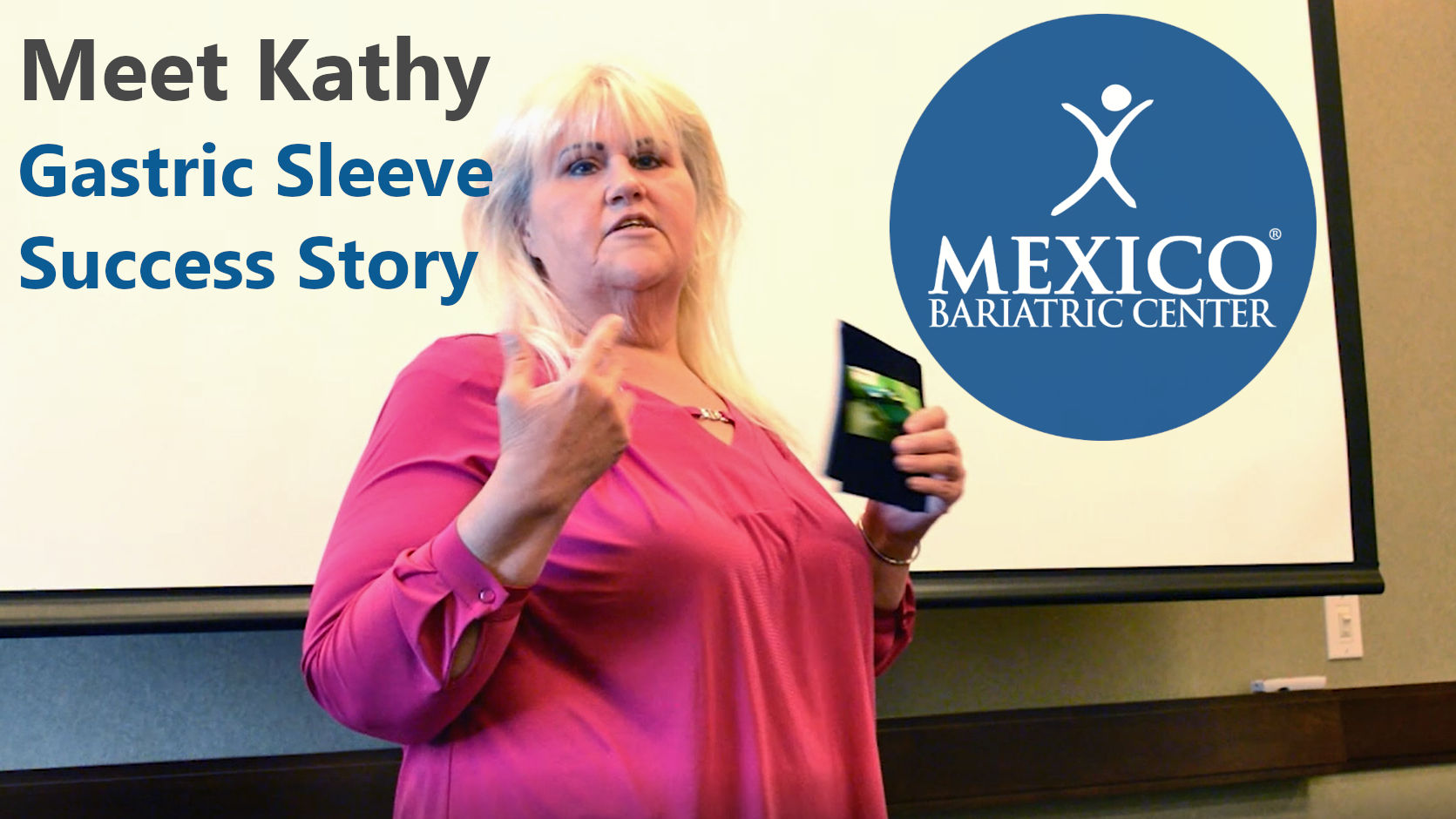 Mexico Bariatric Center - Kathy Gastric Sleeve Success Story Patient Testimonials