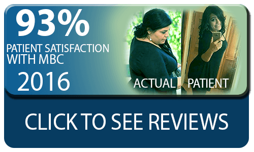 93% overall patient satisfaction rate in 2016