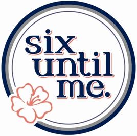 Six Until Me logo, diabetes support