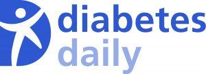 Diabetes Daily logo, diabetes support