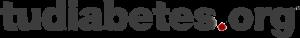 TuDiabetes logo, diabetes support