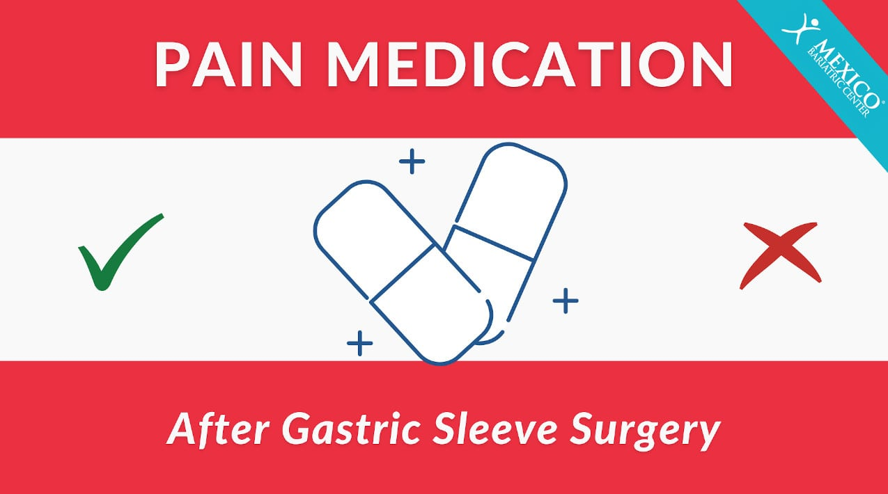 Pain Medication After Gastric Sleeve Surgery