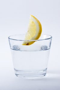 Water, foods for healthy skin