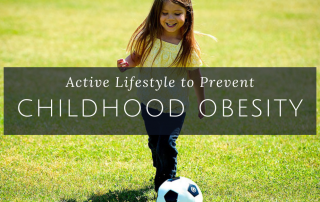 Healthy Habits to Prevent Childhood Obesity