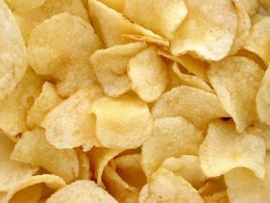 avoid chips, foods for healthy skin