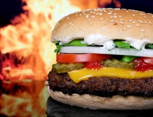 avoid fast food, foods for healthy skin