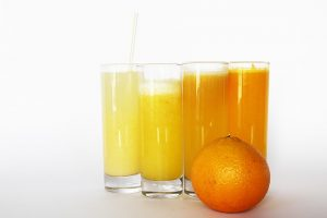 avoid sugary fruit drinks, foods for healthy skin