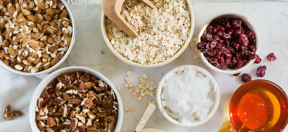 Select Healthy Snack Options