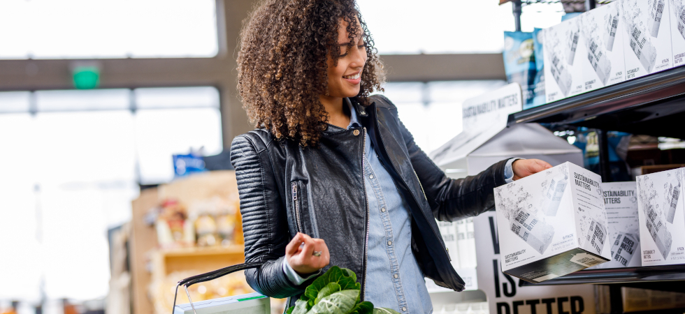 Shop the Perimeter Where Healthy Foods Are