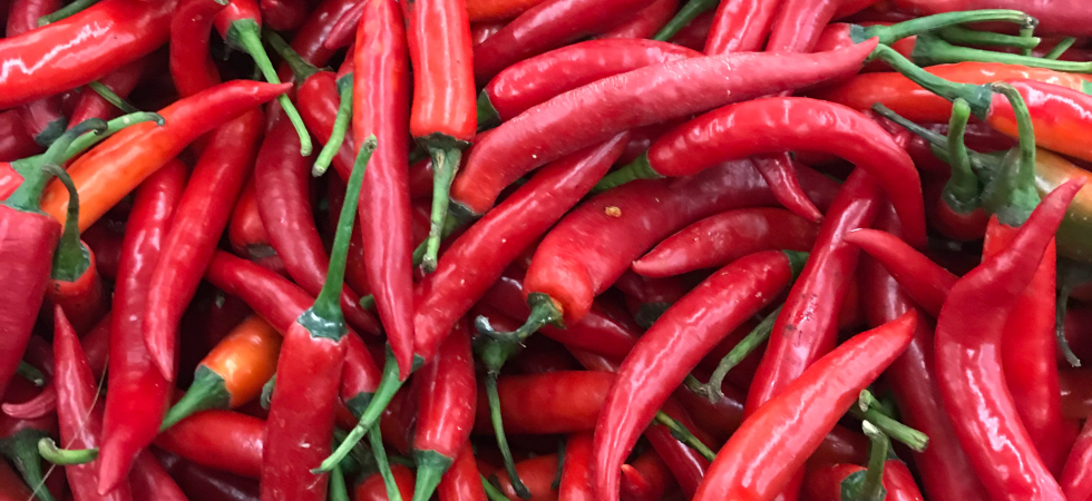 Spicy foods and Healthy Spices