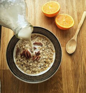 healthy lifestyle, oatmeal as a healthy carbohydrate Use Low or No Calorie Additives for Flavor