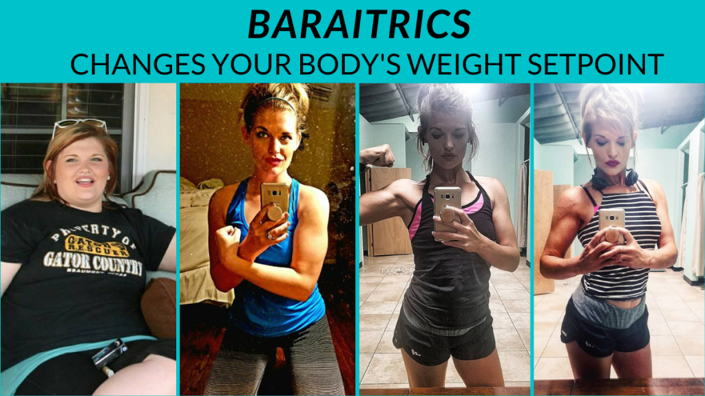 BARAITRICS CHANGES YOUR BODY'S WEIGHT SETPOINT - Mexico Bariatric Center
