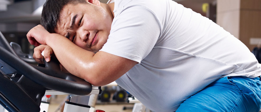 3 Causes of Fatigue During Weight Loss