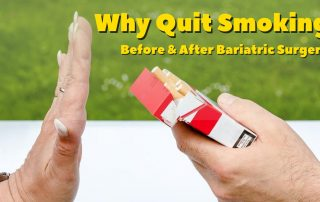 Why Quit Smoking Before and After Bariatric Surgery