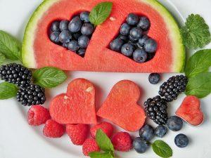 causes of fatigue, watermelon, blueberries, blackberries, raspberries