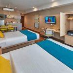 City Express Suites in Tijuana, Mexico Hotel Room-Suite
