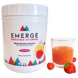 Emerge Bariatrics, Tutti Frutti Multivitamin Infusion