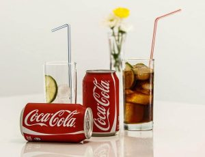 Drinking carbonated drink or beverages after bariatric surgery