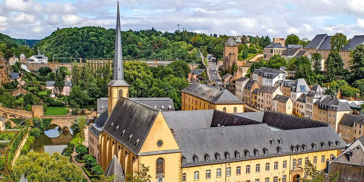 Luxembourg - Top 10 Unhealthiest Countries in the world