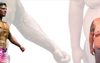 Gastric Sleeve Patient Turned Bodybuilder
