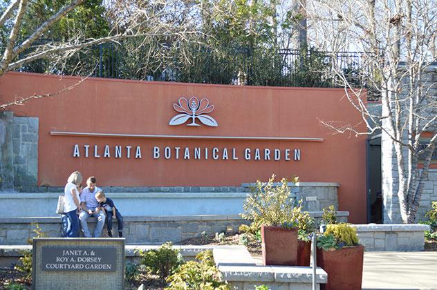 Atlanta Botanical Garden. Atlanta, GA bariatric surgery seminar 2018 with Mexico Bariatric Center.