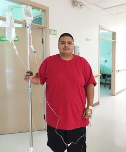 Mexico Bariatric Center - Gastric Sleeve turned body builder