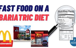 Fast Food on a Bariatric Diet - Healthy Fast Options After Bariatric Surgery