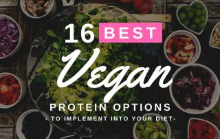 16 Healthy Vegan Protein Options After Bariatric Surgery