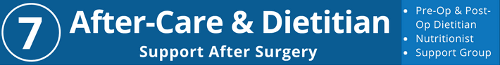 After-Care and Dietitian After Bariatric Surgery