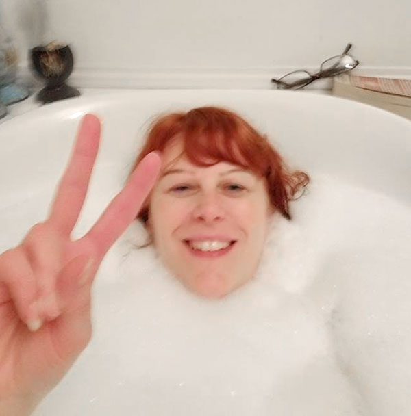 Mexico Bariatric Center. New You this New Year. Gale in a bathtub. Non-scale victory.