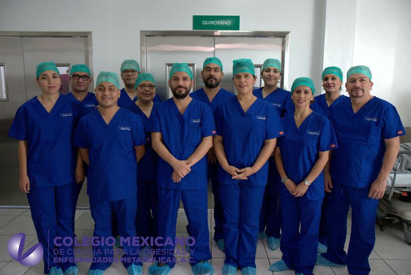 Dr. Valenzuela & Dr. Cabrera Surgical Teams