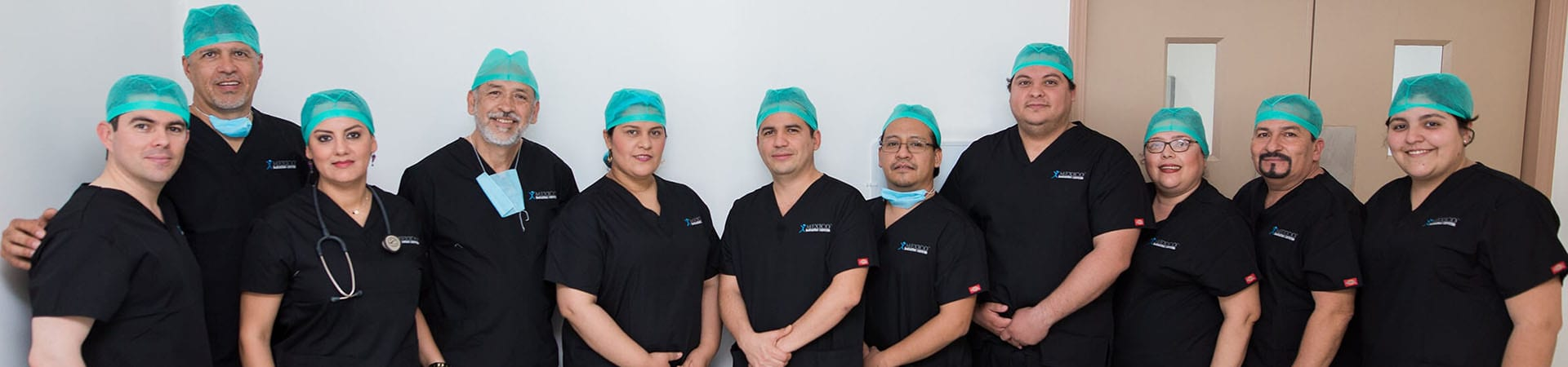 Bariatric Surgeons in Mexico - Mexico Bariatric Center Staff
